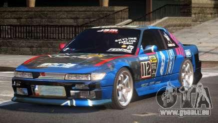 Nissan Silvia S13 TR PJ1 für GTA 4