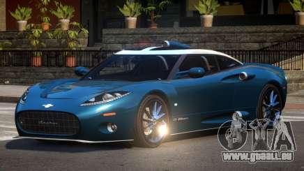 Spyker C8 M-Sport für GTA 4