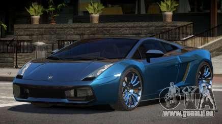 Lamborghini Gallardo SL für GTA 4