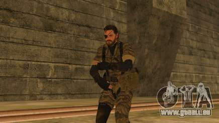 Metal Gear Solid V TPP Snake pour GTA San Andreas