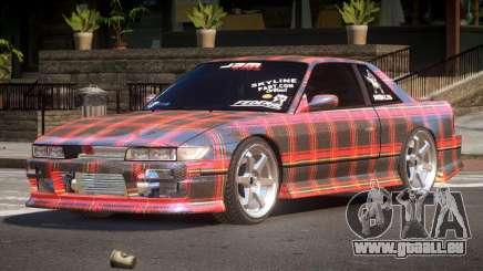 Nissan Silvia S13 TR PJ5 für GTA 4