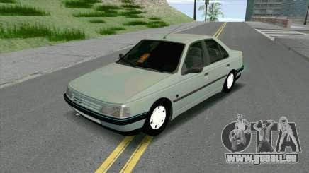 Peugeot 405 Glx Sport V3 pour GTA San Andreas
