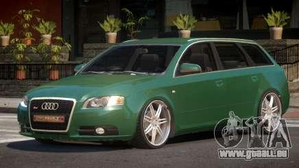 Audi S4 BS pour GTA 4