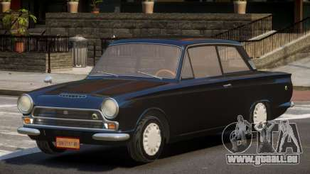 Lotus Cortina Old pour GTA 4