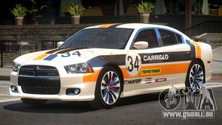 Dodge Charger SR-Tuned PJ4 für GTA 4