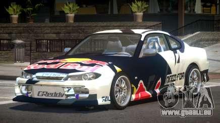 Nissan Silvia S15 M-Sport PJ2 für GTA 4