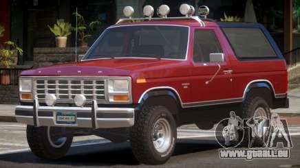 Ford Bronco V1.0 für GTA 4
