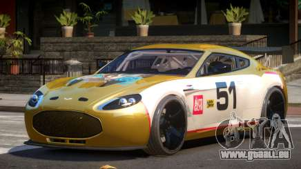 Aston Martin Zagato G-Style PJ6 für GTA 4