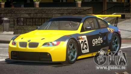 BMW M3 GT2 MS PJ4 für GTA 4