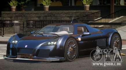 Gumpert Apollo M-Sport für GTA 4