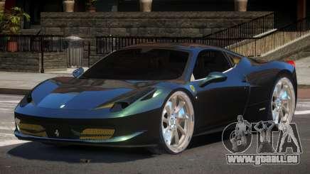 Ferrari 458 R-Tuned für GTA 4
