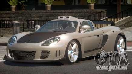 Porsche Carrera GT L-Tuning pour GTA 4