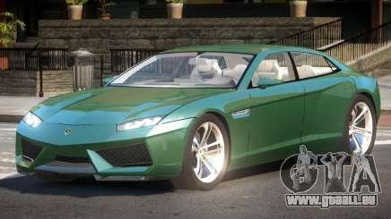 Lamborghini Estoque ST für GTA 4