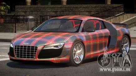Audi R8 R-Tuned PJ5 pour GTA 4