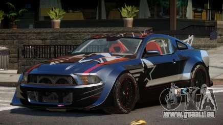 Ford Mustang GT R-Tuning PJ6 für GTA 4