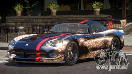 Dodge Viper SRT M-Sport PJ6 pour GTA 4