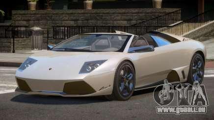 Lamborghini Murcielago LP650 pour GTA 4