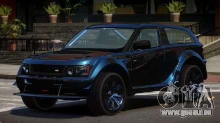Land Rover Bowler RT pour GTA 4
