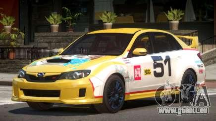 Subaru Impreza WRX SR PJ6 für GTA 4
