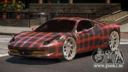 Ferrari 458 R-Tuned PJ6 für GTA 4