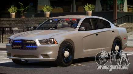 Dodge Charger Spec Police pour GTA 4