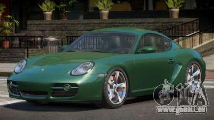 Porsche Cayman SL für GTA 4