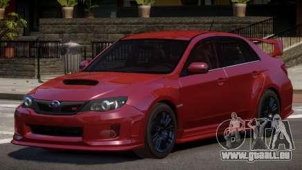 Subaru Impreza WRX SR für GTA 4