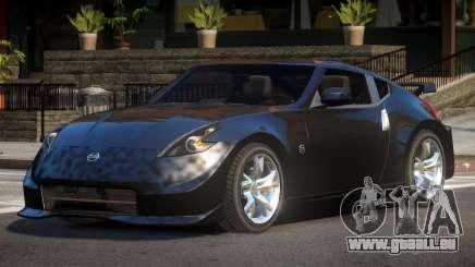 Nissan 370Z G-Tuned für GTA 4