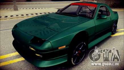 Mazda RX7 FC Bn Sports pour GTA San Andreas