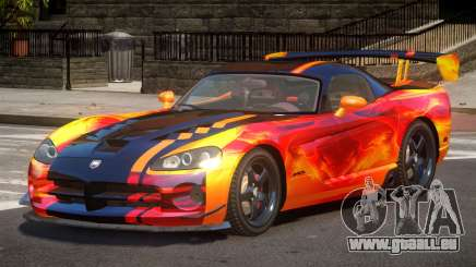 Dodge Viper SRT M-Sport PJ3 pour GTA 4