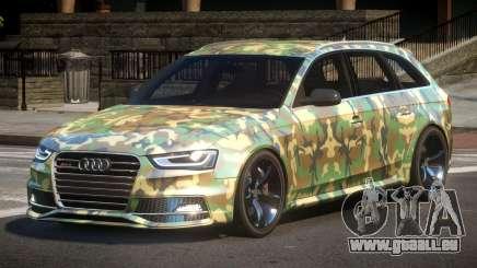 Audi RS4 GST PJ1 pour GTA 4