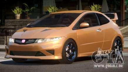 Honda Civic TR G-Tuned pour GTA 4