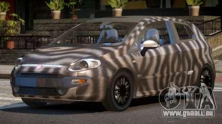 Fiat Punto TR PJ4 pour GTA 4