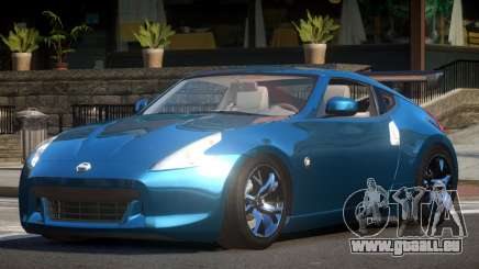 Nissan 370Z G-Style für GTA 4