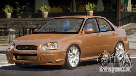 1998 Subaru Impreza pour GTA 4