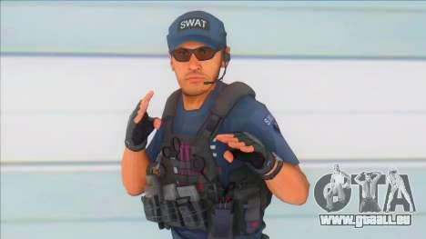SWAT Technician pour GTA San Andreas