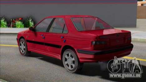 Peugeot Pars TU5 Fabrik für GTA San Andreas