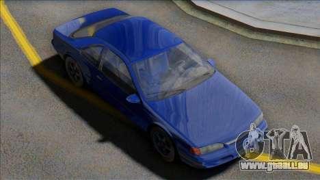 GTA V-style Cheval Cadrona v.2 für GTA San Andreas
