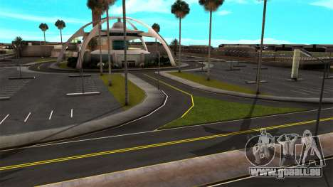 Stringer HQ ROADS - by Stringer pour GTA San Andreas