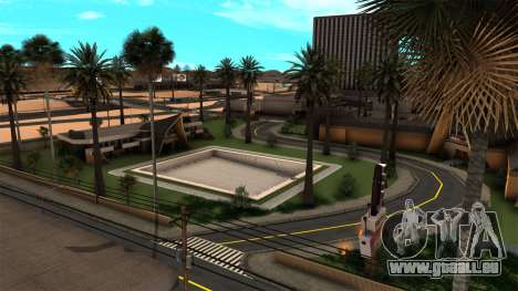 Stringer HQ ROADS - by Stringer pour GTA San Andreas