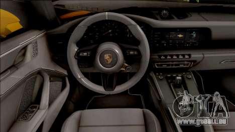 Porsche 911 Turbo S Cabrio (992) pour GTA San Andreas
