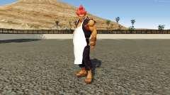 Akuma Gouki Chef De Tekken 7