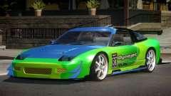 Nissan 240SX R-Tuned PJ6 pour GTA 4