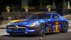 Mercedes Benz SLS AMG GS PJ3