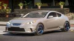 Hyundai Genesis TR