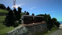 Golf De La Maison pour GTA San Andreas
