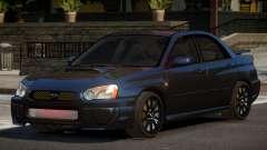Subaru Impreza WRX BS