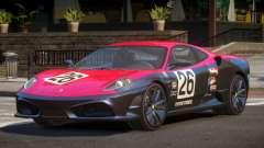 Ferrari F430 BS PJ1 pour GTA 4