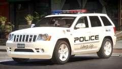 Jeep Grand Cherokee Police V1.0