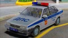 Vaz 21099 DPS Police